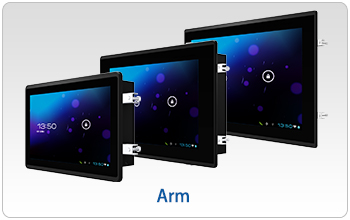 Winmate E-Serial HMI Arm Touch  Panel PC