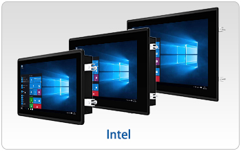 Winmate E-Serial HMI Intel Touch  Panel PC