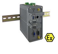 DIN Rail Box PC