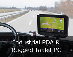 Industrial PDA & Rugged Tablet PC